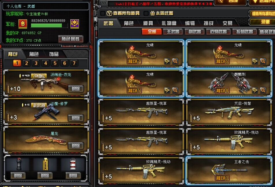 cf东珈战队_穿越火线广东电信一区东方苍狼战队队长的军衔是什么?